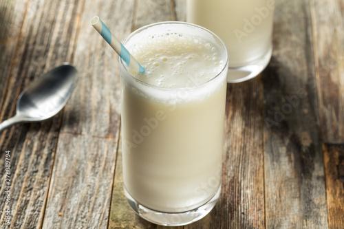 Homemade Vanilla Brooklyn Egg Cream