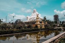 Giant Buddhist Statue.