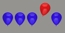 Balloon Different Business Ide...