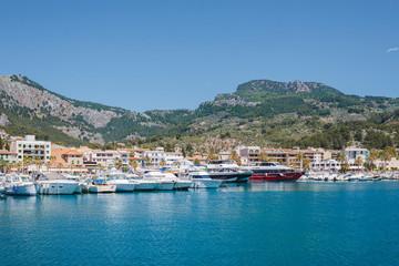 Many boats on the seashore - Beach Village Mediterranean