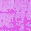 canvas print picture - Pink wall texture. Minimal art
