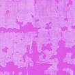 Leinwanddruck Bild - Pink wall texture. Minimal art
