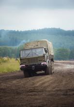 Cargo Military Vehicle Carryin...