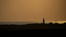 Cape Tarkhankut On A Summer Evening, Crimea