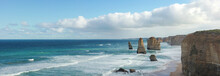 Panoramic Views Of Wild Winter...