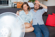 Tropical Climate And Air Conditioner Is Needed