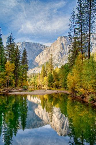 Photo  Yosemite Valley, Yosemite National Park, California USA