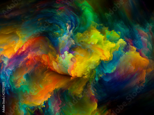 Paint Swirl - 278251911