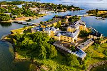 Helsinki Aus Der Vogelperspekt...