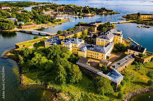 Photo Helsinki aus der Vogelperspektive