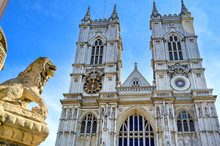 A View Of Westminster Abbey On...