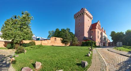Royal Castle in Poznan, Poland