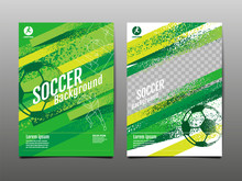 Template Sport Layout Design, ...