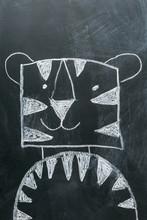 Chalk Tiger