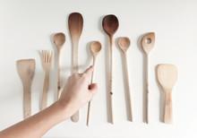 Choosing A Wooden Spoon