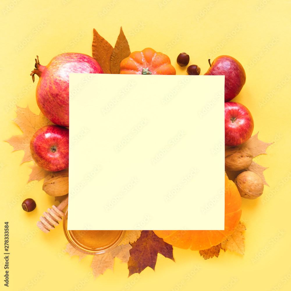Fototapety, obrazy: Autumn concept