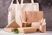 Food Eco Packaging Made From R...