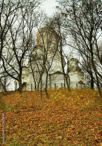Valokuvatapetti Church of Beheading of John Baptist in Dyakovo