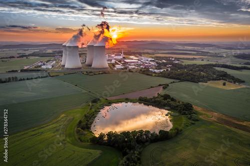 Tela  Temelin Nuclear Power Station