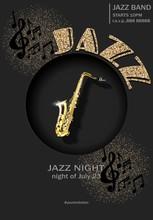Poster, Flyer, Invitation Jazz...