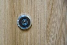Door Eye, At The Door