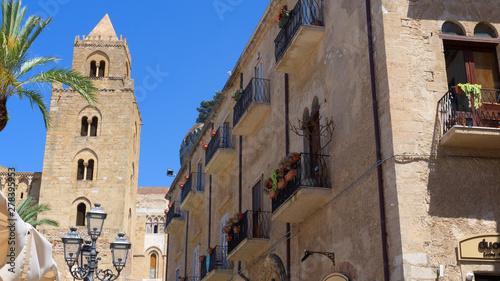 Cefalu, Sycylia, Włochy - fototapety na wymiar
