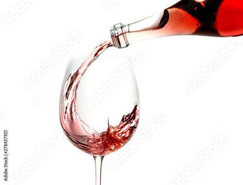 Foto copa de vino