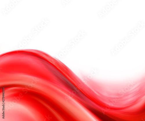 Fotomural  White and red Polish flag