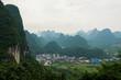 Karstlandschaft Yangshuo Guilin China