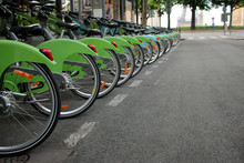 Paris - Vélos En Location