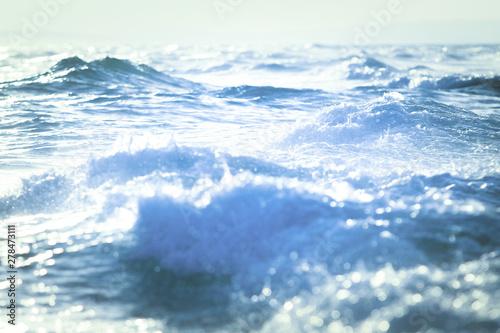 Foto auf Gartenposter Wasser deniz,dalga,tatil