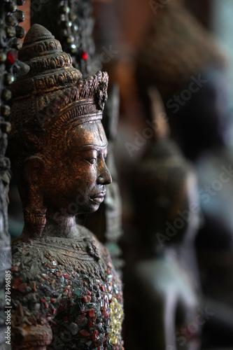The face of Buddha Slika na platnu