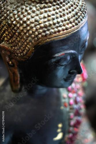 Fotografija  The face of Buddha