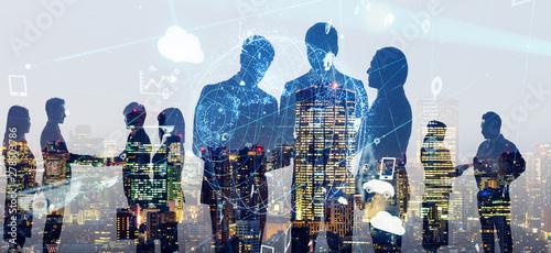 Photo  ビジネスネットワーク