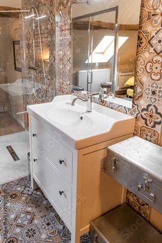 Canvas salle de bain design
