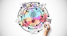 Knowledge And Idea Concept