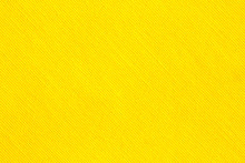 Yellow Textile Texture For Background