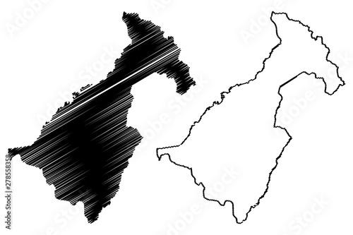 Muchinga Province (Provinces of Zambia, Republic of Zambia ...
