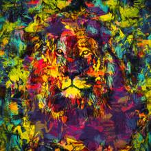 Digital Painting Animal Waterc...