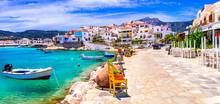 Most Beautiful Traditional Villages Of Greece - Kokkari In Samos Island