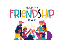 Friendship Day Card Friend Gro...
