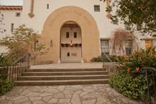 Santa Barbara Courthouse California