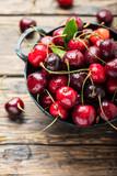 Sweet fresh cherry