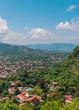Beautiful panoramic landscape