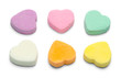 Valentines Candy Heart