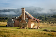 Old Country Homestead As The M...