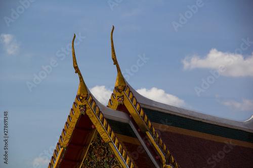 top gable temple