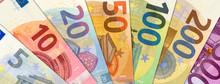 Alle Euroscheine Als Geldfächer