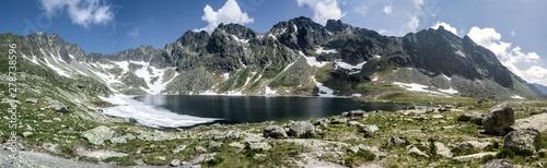 Fototapeta Veľké Hincovo pleso in Hight Tatras obraz