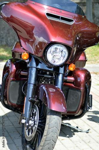 Photo  Zabytkowe motocykle
